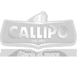 Shopper di cotone blu per confezioni regalo in latta o prodotti sfusi